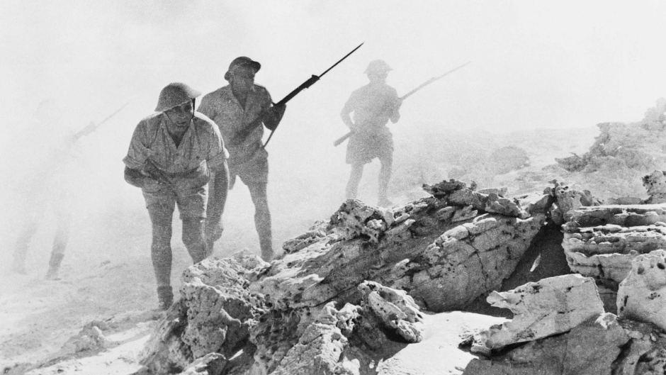 Batallas-de-El-Alamein